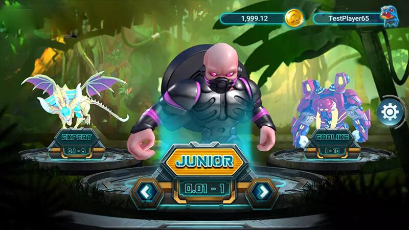 Các sinh vật trong game là người ngoài hành tinh đến trái đất