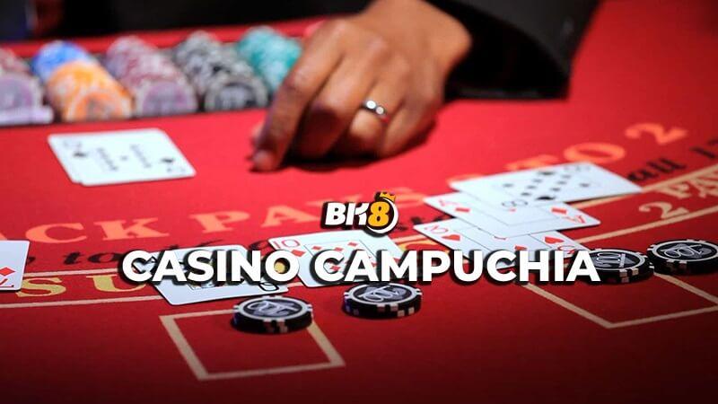 Casino Campuchia đã hoạt động được hàng chục năm