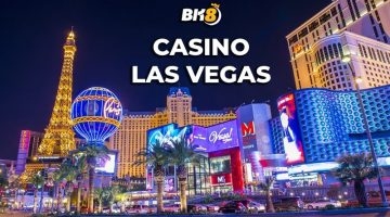 Casino Las Vegas từ lâu đã được xem là cái nôi của các casino hoa lệ rực rỡ và hào nhoáng.