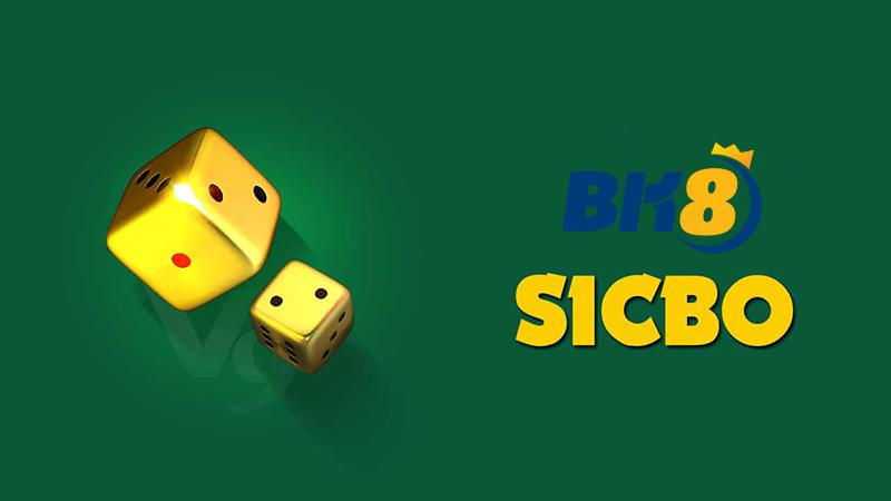 Chơi game Sicbo cùng nhà cái BK8