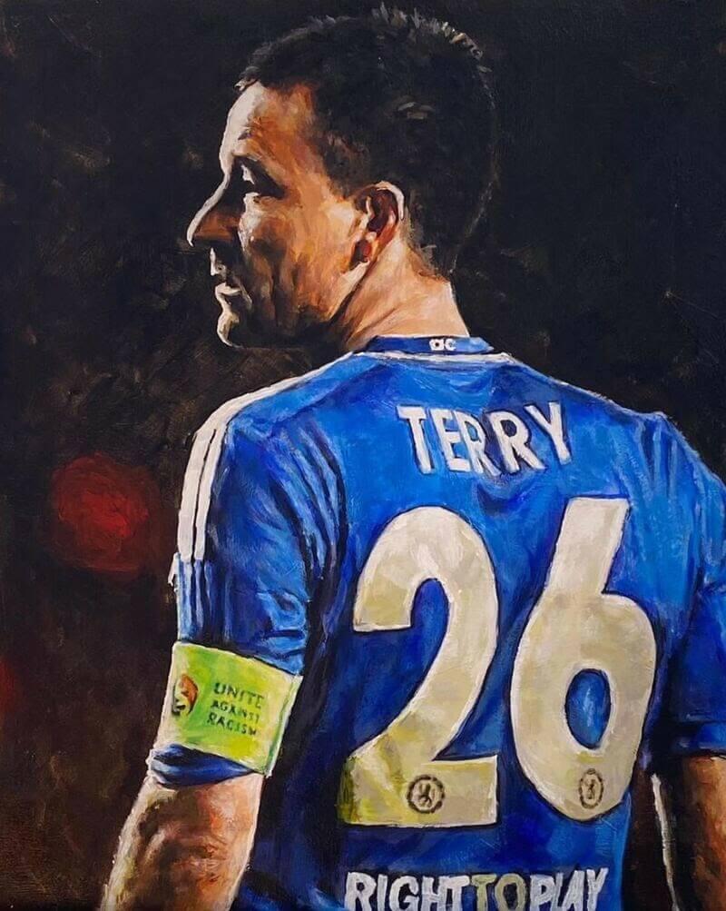 John Terry là ai? Đã từng đá cho câu lạc bộ nào?