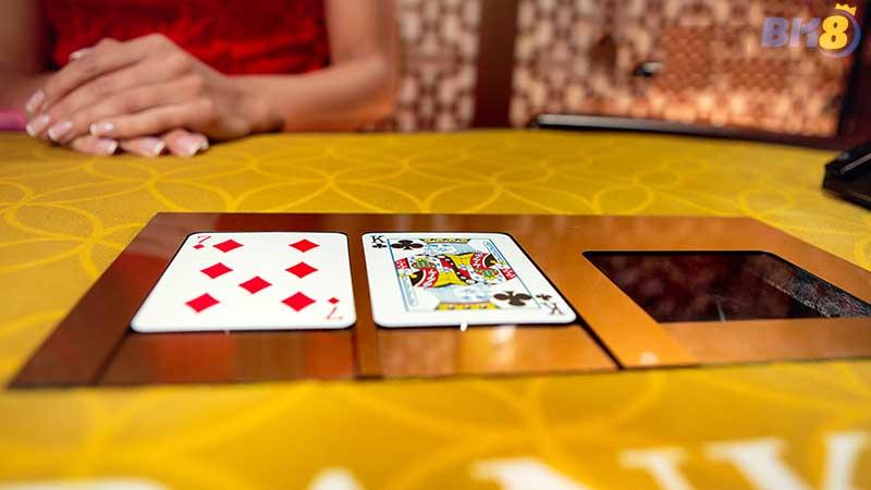 Luật chơi game Baccarat Online