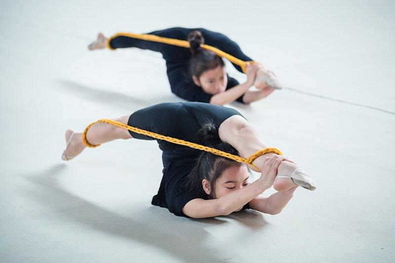 Thể dục nghệ thuật có nhiều nội dung thi đấu khác nhau