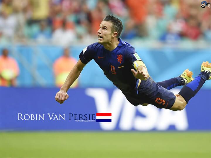 Người Hà Lan bay RVP